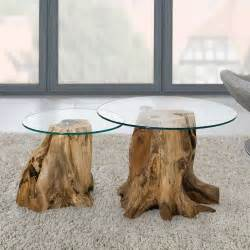 Glasplatten Für Tische : die besten 25 baumstumpf tisch ideen auf pinterest stumpf tisch baumstumpf couchtisch und ~ Orissabook.com Haus und Dekorationen