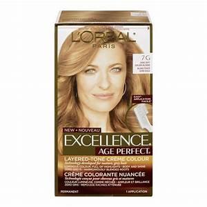 L 39 Oréal Paris Excellence Age Perfect Haircolour 7g