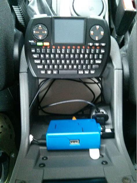 Car Computer by Add A Computer To Your Car With A Raspberry Pi Make