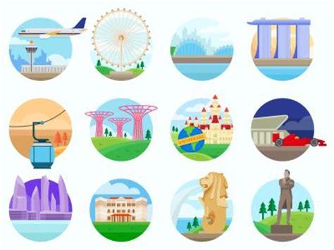 singapore landmark   singapore singapore art