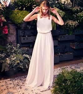 Robe Style Boheme : photo robe de mari e boh me anne de lafforest ~ Dallasstarsshop.com Idées de Décoration