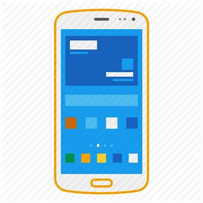 Icon Smartphone Phone Android Mobile Smart Samsung