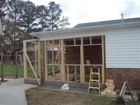 contractors build sunroom season builders company cost