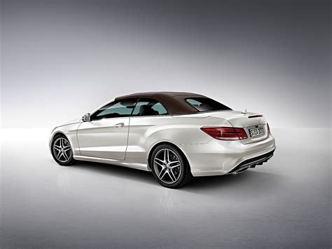 Mercedes Benz E-klasse Cabriolet (a207) Specs & Photos