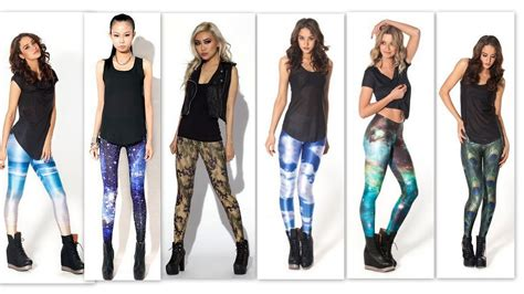 How To Wear Leggings In Different