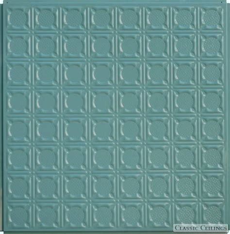 2x2 painted tin ceiling design 234 reveal