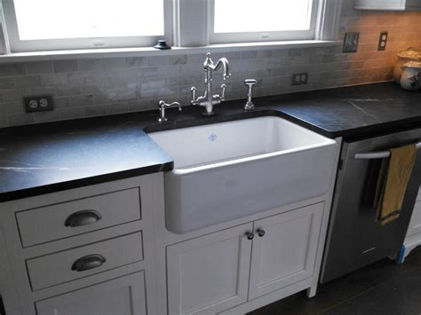 kitchen sink fossett 27 inch farmhouse sink kitchen