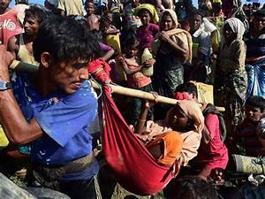 Myanmar military could be investigated over Rohingya abuses