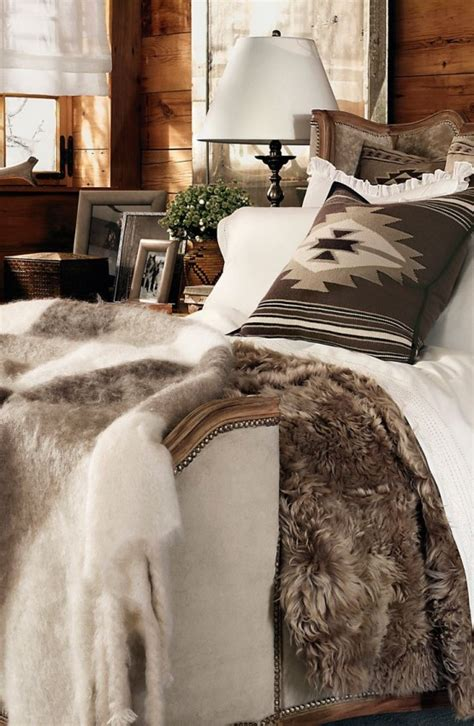coziest winter bedroom decor ideas   inspired