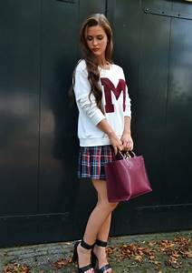 The Preppy Outfits You'd Want To Copy This Autumn - Just ...  Wearing