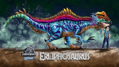 dinosaurus therizinosaurus erliphosaurus by wingzerox86 on deviantart