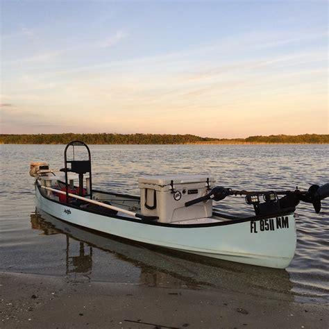 Skiff Instagram by Charlotteharbor Skiff Fishing Boating Articles