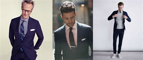 Five Ways To Wear A Navy Blue Suit   A Gentleman's Row