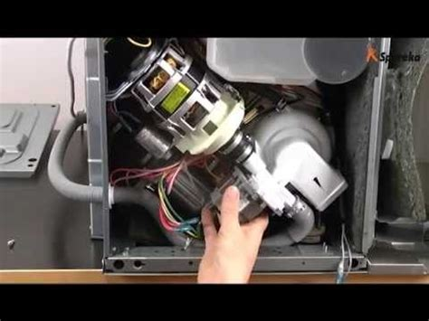 tester pompe de vidange lave vaisselle vid 233 o r 233 paration electrom 233 nager