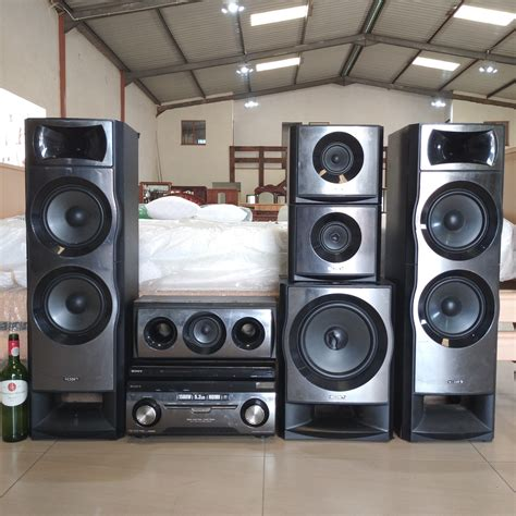 Lot 2927 - Sony Home Theatre Sound System | TouchBID