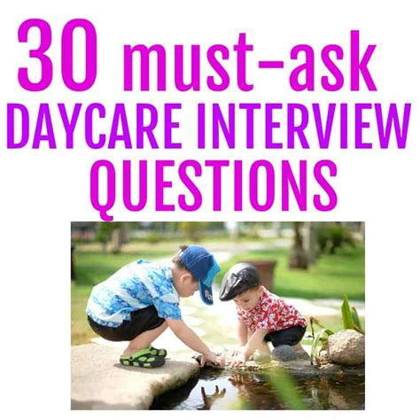 30 important questions to ask a home daycare provider a 200 | daycaresquare
