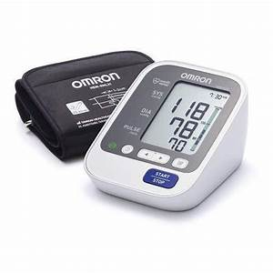 Omron Automatic Blood Pressure Monitor Hem