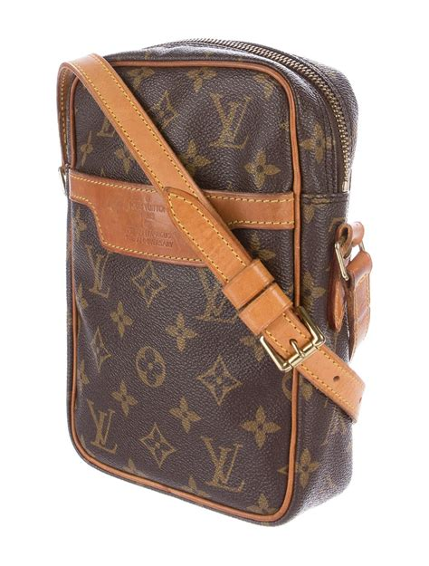 louis vuitton monogram danube crossbody bag handbags