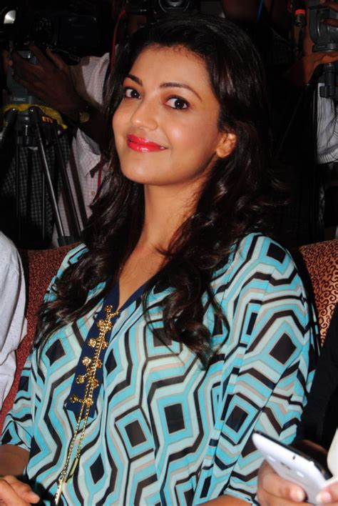 Kajal Aggarwal At Big Fm Green Ganesha 2013 25cineframes