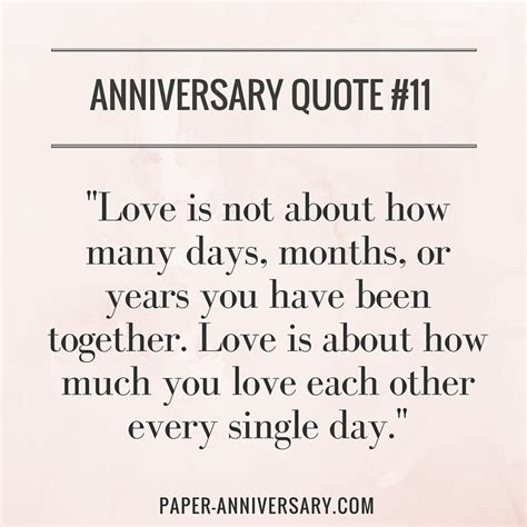 perfect anniversary quotes   paper anniversary