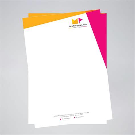 home layout letterhead justprint print graphic design