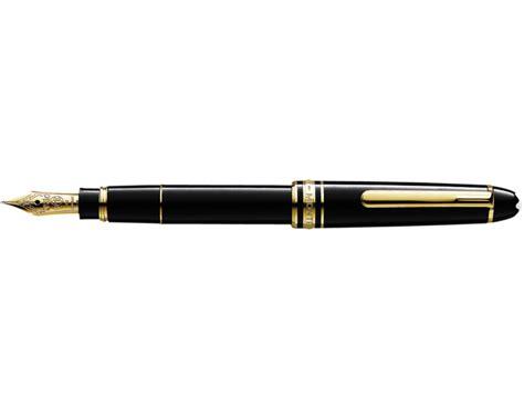 mont blanc stylo prix plume mont blanc prix stylo en image