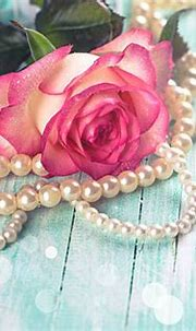 Roses And Pearls Stock Photos, Pictures & Royalty-Free ...