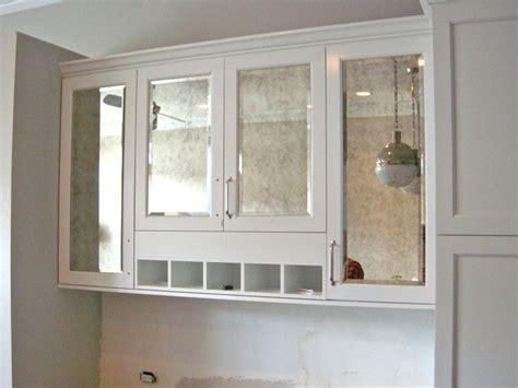 mirrored kitchen cabinets antiqued mirror kitchen cabinets contemporary kitchen