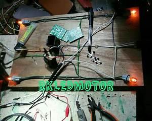 Jual Modul Hazard Lampu Sein Motor Otomatis