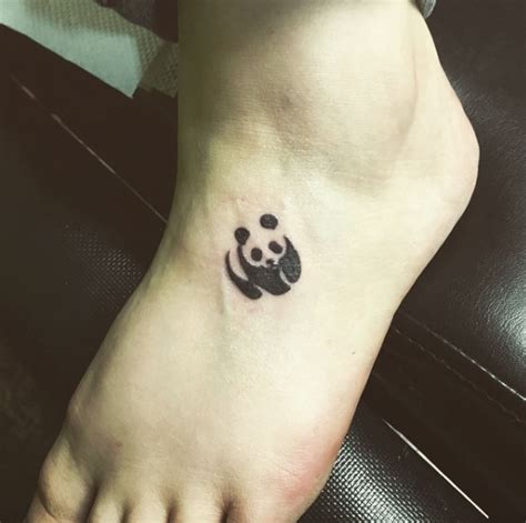 panda tattoo images designs