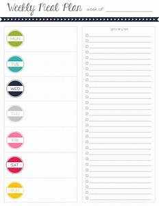 meal planning and grocery list grocery list template With monthly meal planner template with grocery list