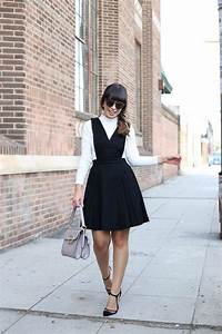Stiletto Beats ootd outfit pinafore pinafore dress jumper overall dress turtleneck ...