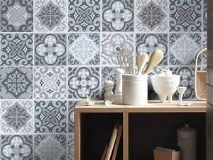 inspirants les carreaux de ciment joli place With carreaux de ciment mural