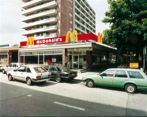 mcdonalds deutschland  jahre essen mit spass presseportal