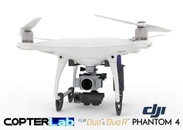 axis flir duo  micro gimbal  dji phantom  professional drone gimbal uav gimbal uas