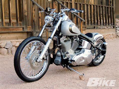 Custom Harley Softail Standard