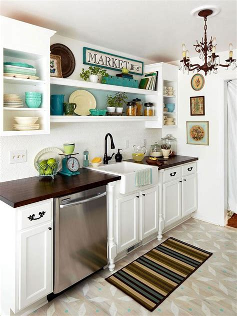 one wall kitchen design remodelaholic popular kitchen layouts and how to use them 3688