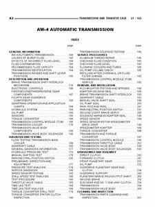 Aisin Warner Aw4 Automatic Transmission