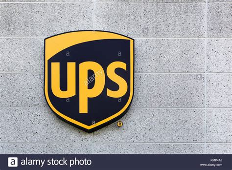 Ups Logo Stock Photos & Ups Logo Stock Images