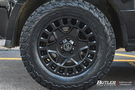 land rover range rover   black rhino york wheels