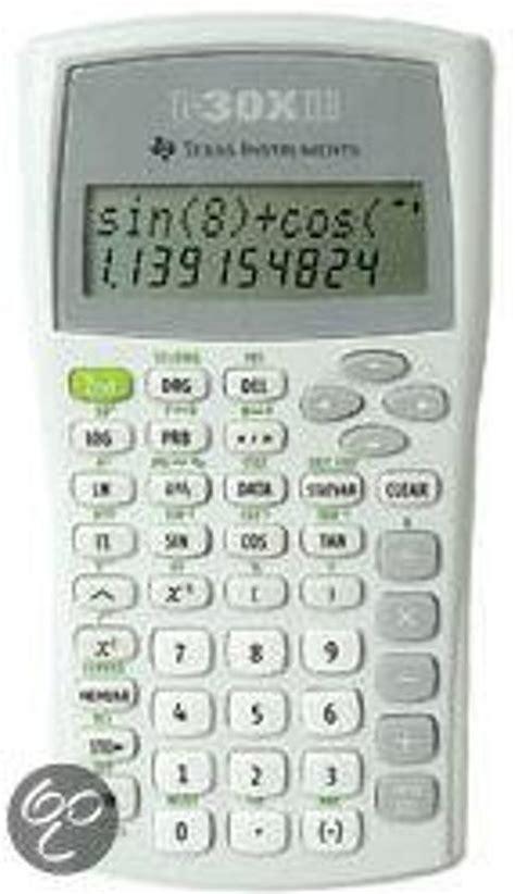 bolcom texas instruments ti  iib calculator