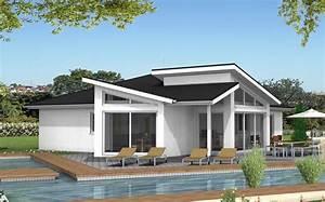 Bungalow Fertighaus Günstig : fertighaus 152 wd bungalow walmdach drevohaus ~ Sanjose-hotels-ca.com Haus und Dekorationen