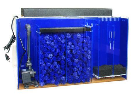 hidden built  aquarium filter google search diy