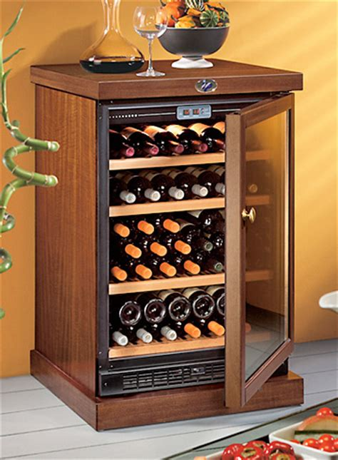 amalfi refrigerated wine cabinet wine cooler wood cabinet cabinets matttroy