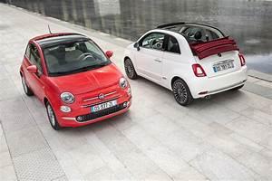 Fiat 500 Décapotable Prix : fiat 500 nouveaux quipements et hausse des prix en novembre 2016 l 39 argus ~ Gottalentnigeria.com Avis de Voitures
