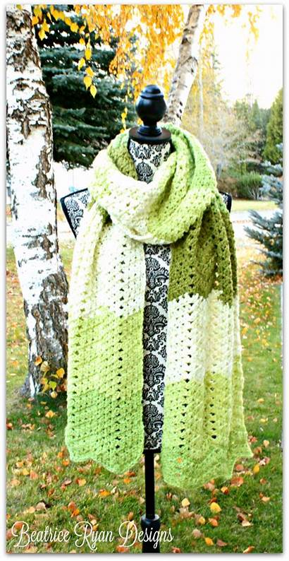 Crochet Ryan Scarves Beatrice Sweater Beatriceryandesigns Pattern