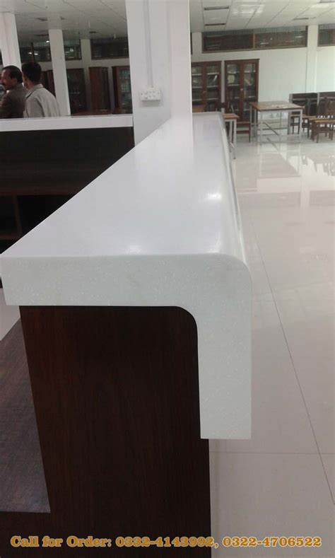 Corian Manufacturers Quality Corian Furniture Work In Lahore Kitchen Manufacturer