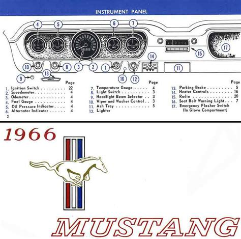 ford mustang owners manual  ebay