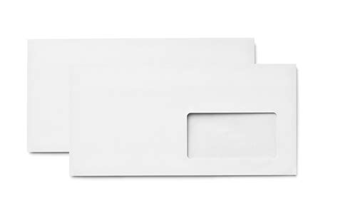 window envelope designed to meet the demands of digital printers supremex