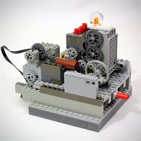 artist explores engineer s mind with this awesome lego